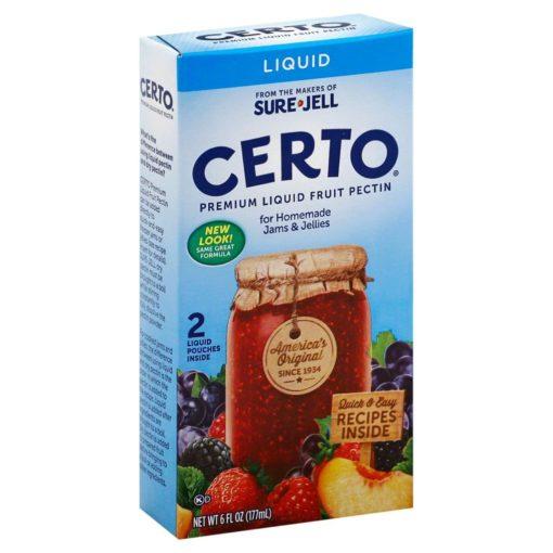 Certo Premium Liquid Fruit Pectin